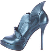 Jerome C. Rousseau Antinea Metallic Booties