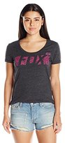 Fox Women's Raced Scoop Graphic Tee