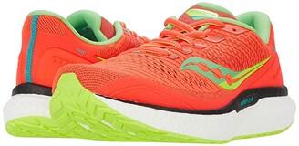 Saucony Triumph 18 (Citron Mutant) Men's Shoes