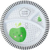 Giggle 3-division kids plate - apple