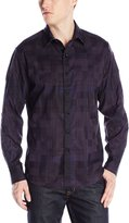 Robert Graham Men's Highland Games Long Sleeve Woven Shirt