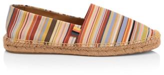 Paul Smith Sunny Multi-Stripe Espadrilles