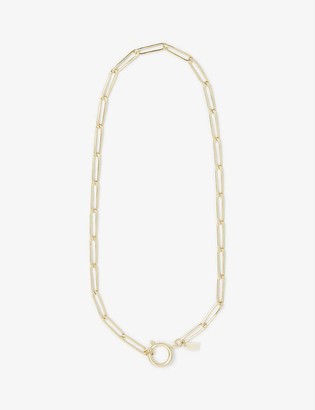 WALD BERLIN Ashley gold-plated necklace
