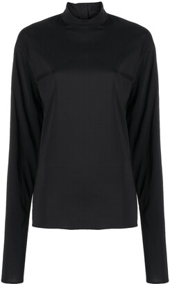 Lemaire Roll-Neck Knit Jumper