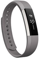 Fitbit Alta Leather Wristband, Grey