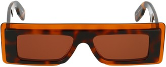 Kenzo Rectangular Frame Sunglasses