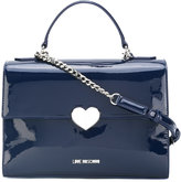 Love Moschino logo heart shoulder bag