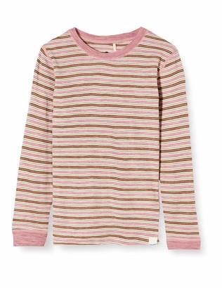 CeLaVi Girl's Bluse/t-Shirt Mit Langen Armeln in Weicher Wolle Blouse