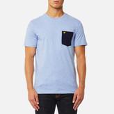 Lyle & Scott Men's Contrast Pocket T-Shirt