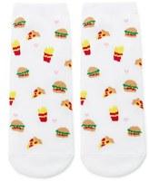 Forever 21 FOREVER 21+ Fast Food Ankle Socks