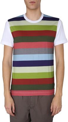 Comme des Garçons Shirt Round Neck T-shirt