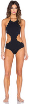 Marysia Swim Mott Cutout Maillot One Piece