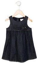 Chloé Girls' Denim Dress