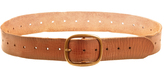 "Linea Pelle Vintage 1.5"" Hip Belt in Cognac"