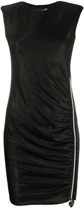 Love Moschino zip detail dress