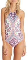 Billabong Women's Luv Lost One-Piece Swimsuit