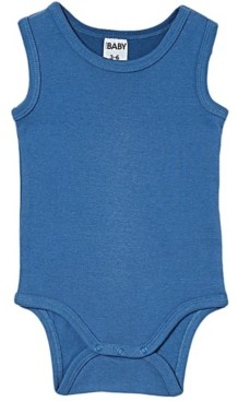 Cotton On Baby Boys and Girls The Singlet Bubbysuit