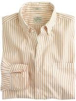 J.Crew Slim Secret Wash shirt in medium stripe