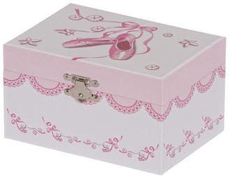 Mele Clarice Girl Musical Ballerina Jewelry Box