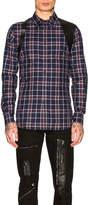Alexander McQueen Long Sleeve Shirt