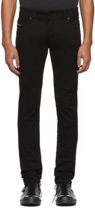 Diesel Black Sleenker 069EI Jeans