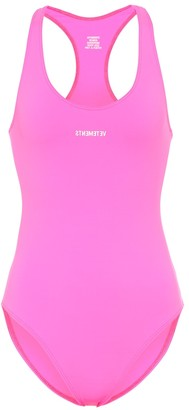 Vetements Racerback swimsuit