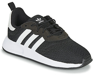 adidas X_PLR S EL I girls's Shoes (Trainers) in Black