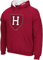 Colosseum Men's Harvard Crimson Big Logo Hoodie