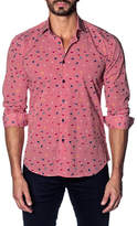 Jared Lang Dotted Shirt