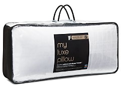 Bloomingdale's My Luxe Asthma & Allergy Friendly Medium/Firm Density Down Pillow, King - 100% Exclusive