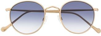 MOSCOT Zev round sunglasses