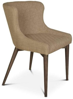 Apt2B Leigh Dining Chair BEIGE - SET OF 2