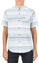 Volcom Boy's Rambler Short Sleeve Woven Shirt