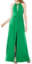 BCBGMAXAZRIA 'Christiania' Jersey Fit & Flare Gown