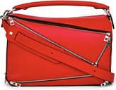 Loewe Puzzle zip-detail leather multi-function bag