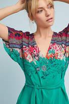 Vanessa Virginia Takato Silk Tunic