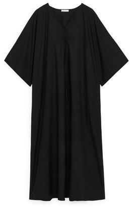Arket V-Neck Kaftan Dress
