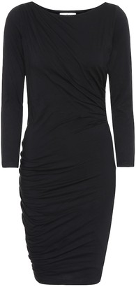 Velvet Greta stretch-jersey dress