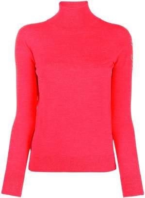 Ermanno Scervino turtleneck fine knit jumper