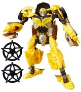Transformers Bumblebee - The Last Knight Premier Edition Deluxe Action Figure