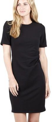 M&Co Izabel ruched shift dress