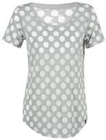 Nike REBEL TEE Grey / White