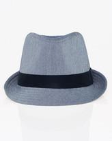Le Château Stretch Twill Fedora Hat