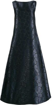 Talbot Runhof Tomika dress