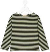 Amelia Milano horizontal stripe top