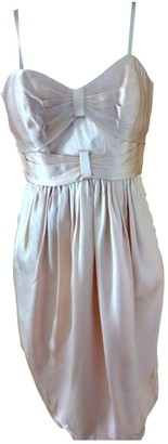 Jill Stuart Pink Silk Dress for Women