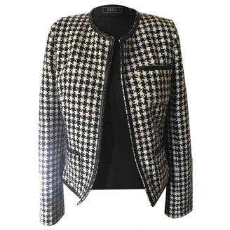 Bel Air Black Tweed Jacket for Women