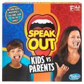 Hasbro Speak Out Kids Vs Parents Board Game