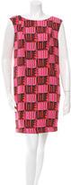 Kenzo Printed Mini Dress w/ Tags