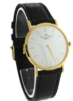 IWC Schaffhausen Portofino Ultra Slim Manual Hand-Winding White Unisex 32mm Watch